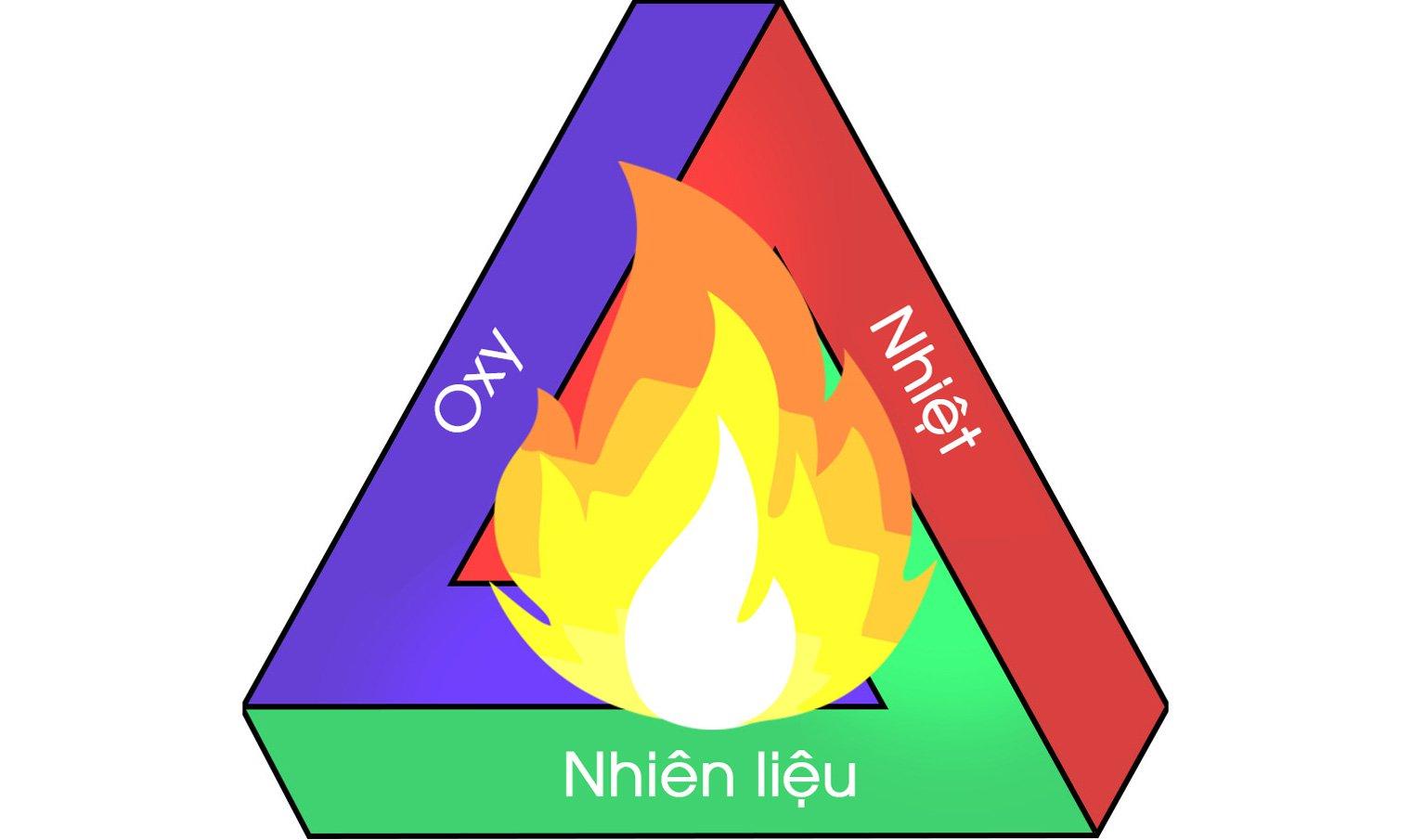 Quá trình cháy của than đá