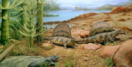 Khung cảnh hàng triệu năm trước