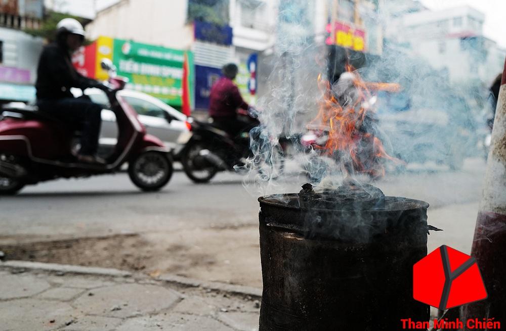 Phòng chống tác hại khói đốt than
