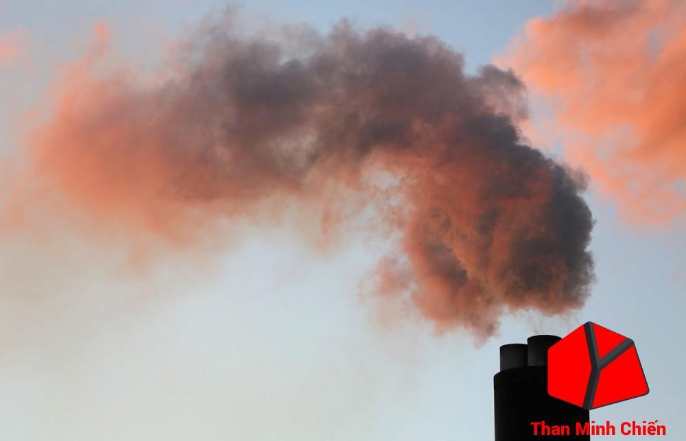 Đốt than đá gây khí đốc ô nhiễm