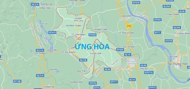 Mua than đá ở Ứng Hòa, Hà Nội