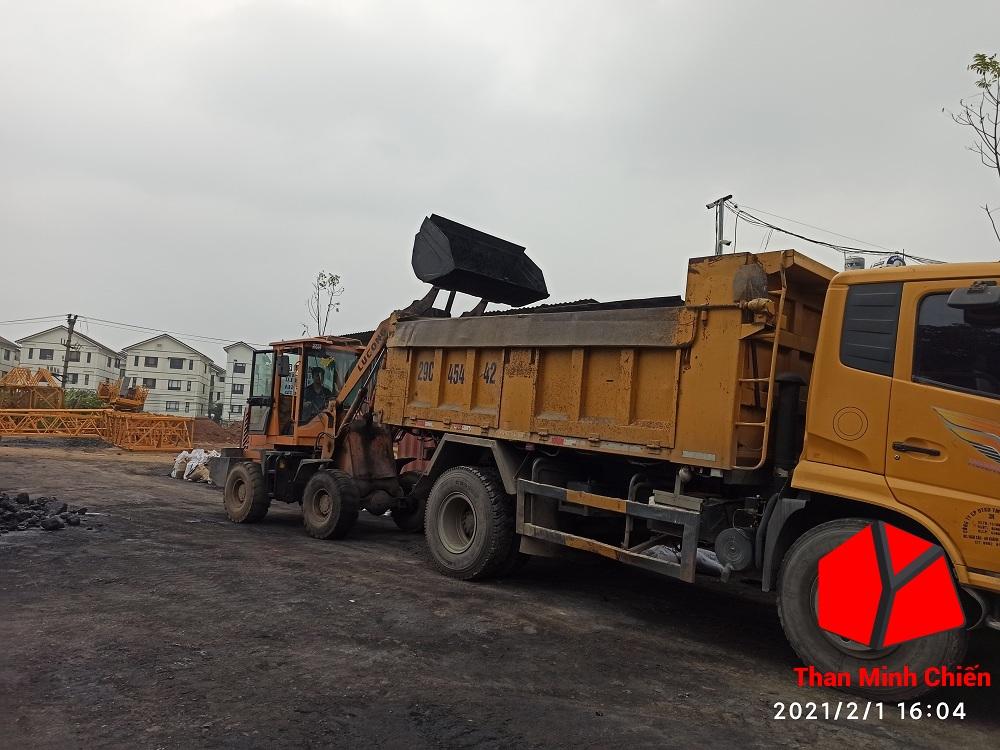 Công ty bán than vận chuyển giao tận nơi