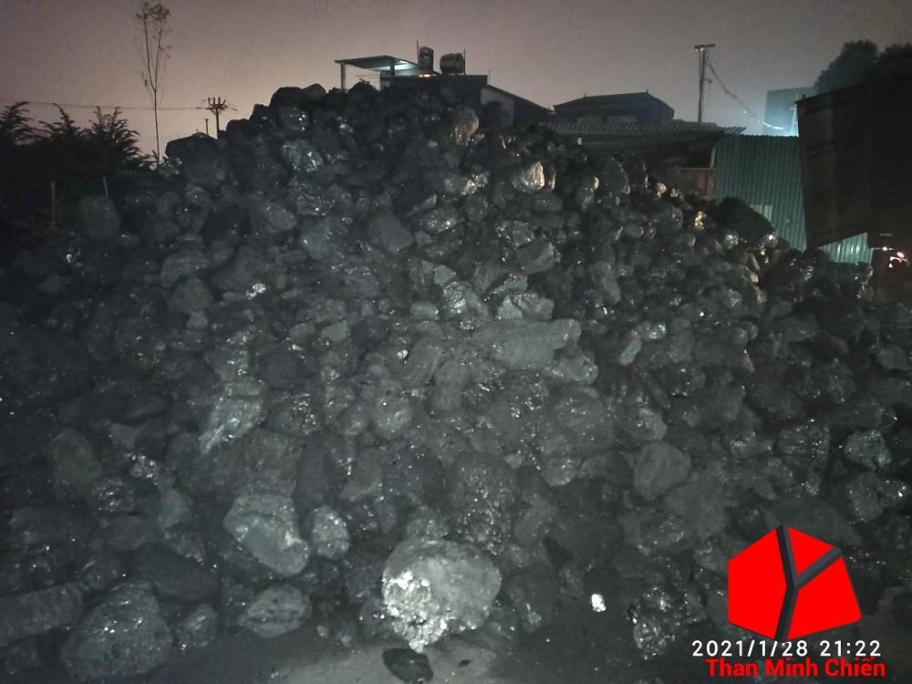 Xưởng kho bán than số lượng lớn